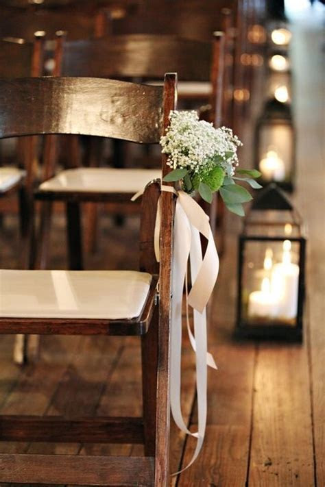 17 Best images about Winter Wedding Aisle Decor on