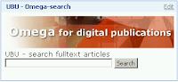 Omega Search for Utrecht University