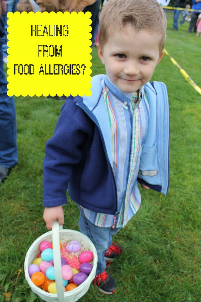 Healing From Food Allergies
