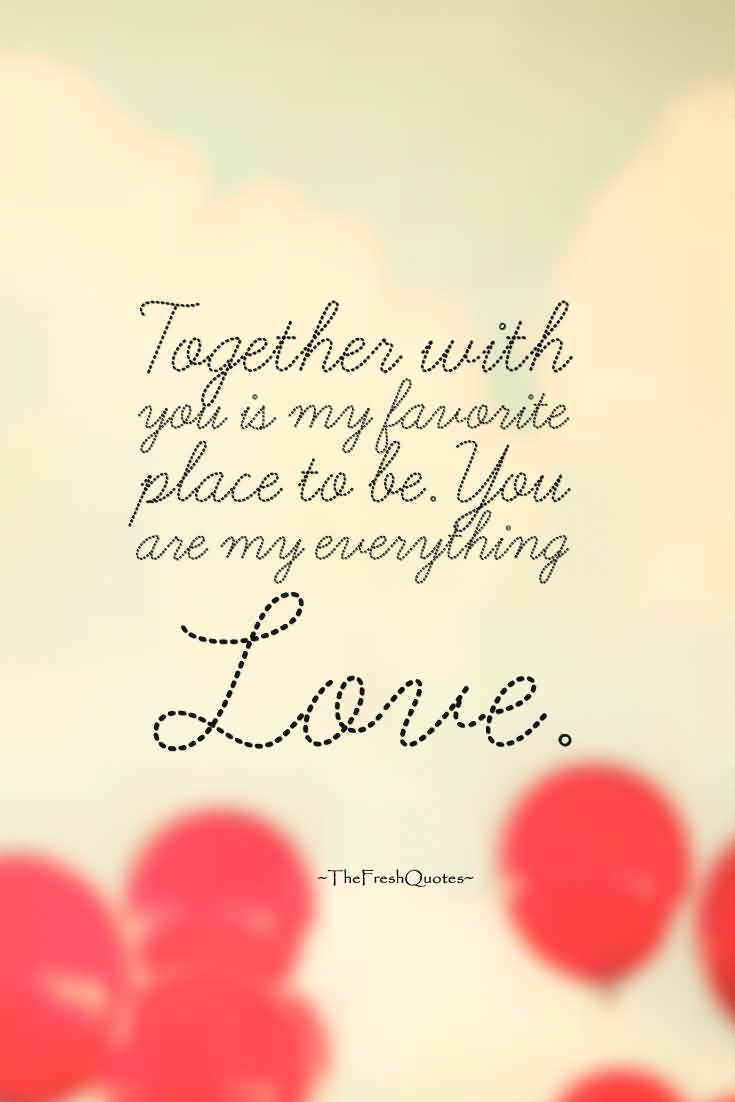 Your My Everything Quotes For Her Meme Image 18 Quotesbae