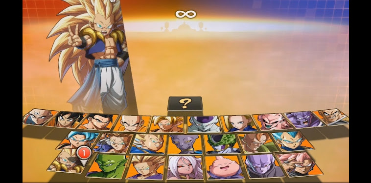 Dragon Ball Fighterz Characters List