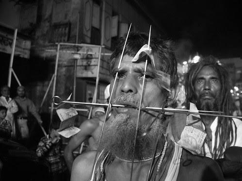 The Body Piercers - Rafaees by firoze shakir photographerno1