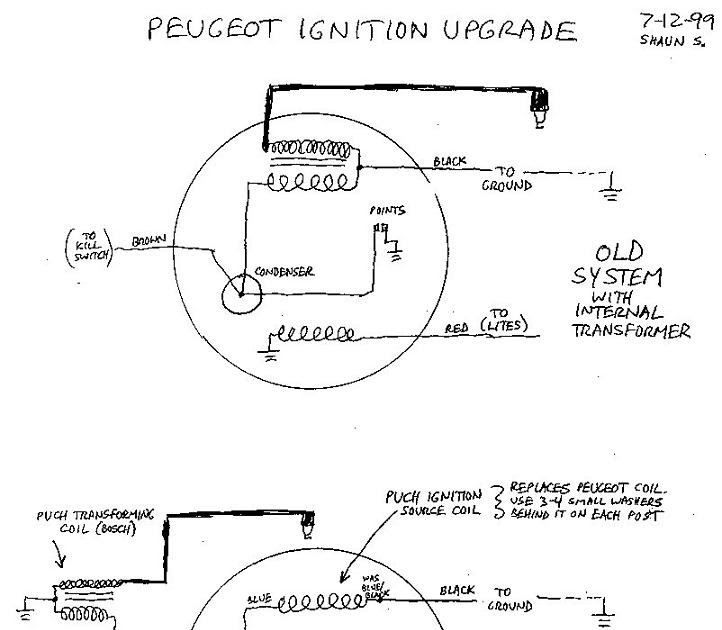 1978 Puch Wiring Diagram