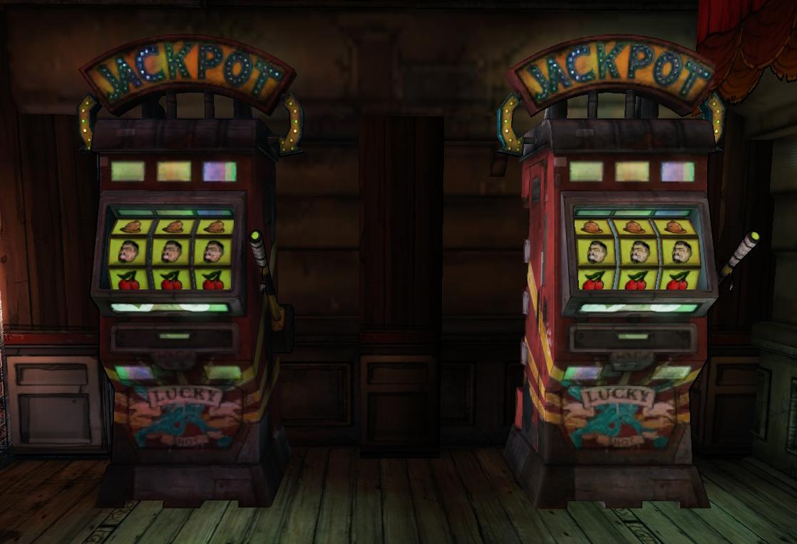 Tiny Tina slot machines :: Borderlands 2 General Discussions