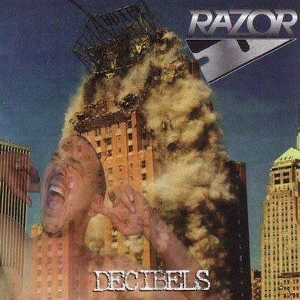 Razor - Decibels
