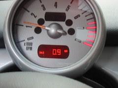0.9 mph