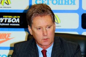 Леонид Буряк возглавил Александрию