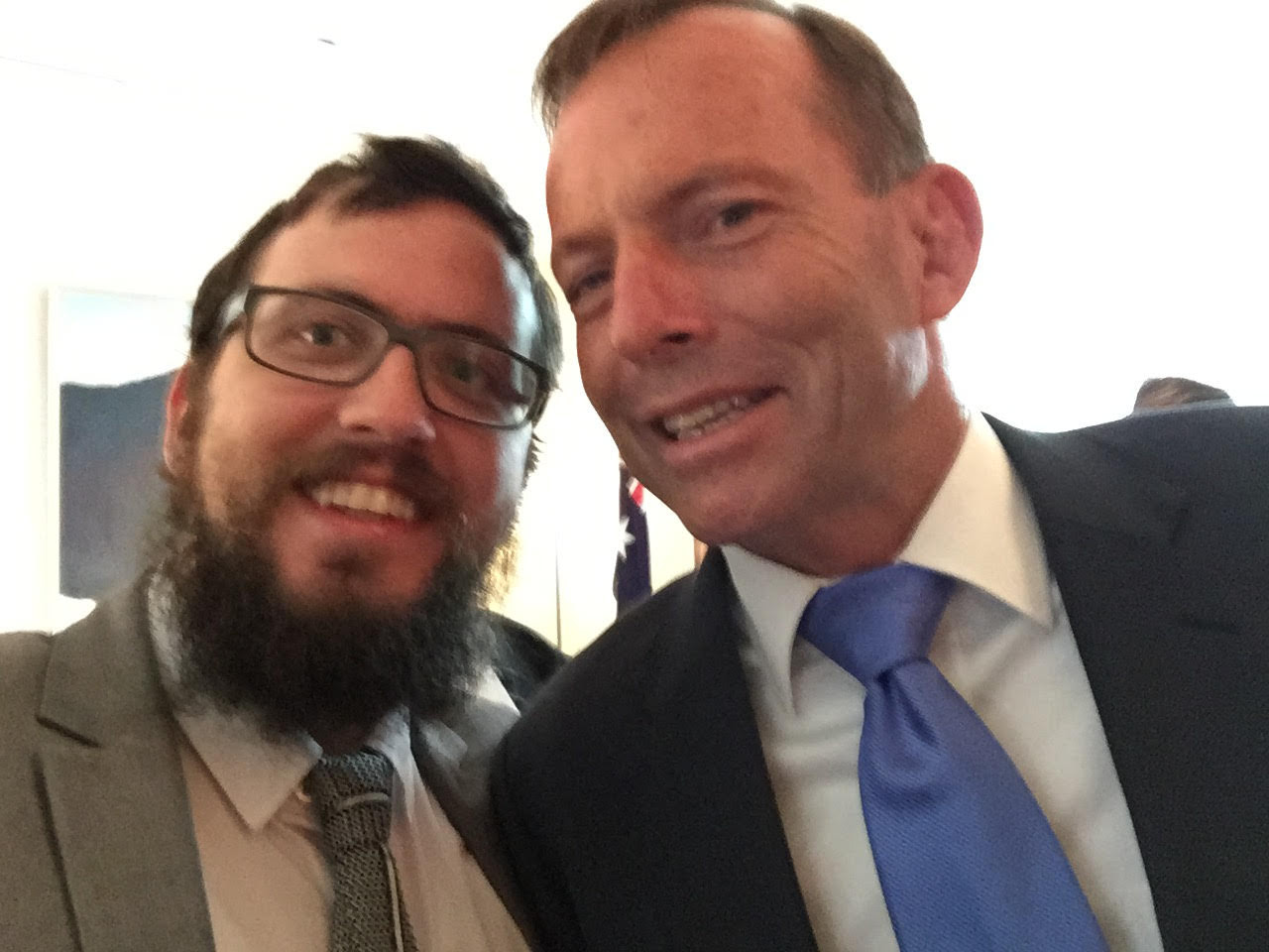 Selfie with Prime Minister of Australia.jpg