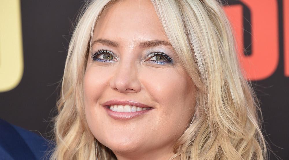 Oh Mein Gott Fans Reagieren Auf Kate Hudsons Schock Frisur