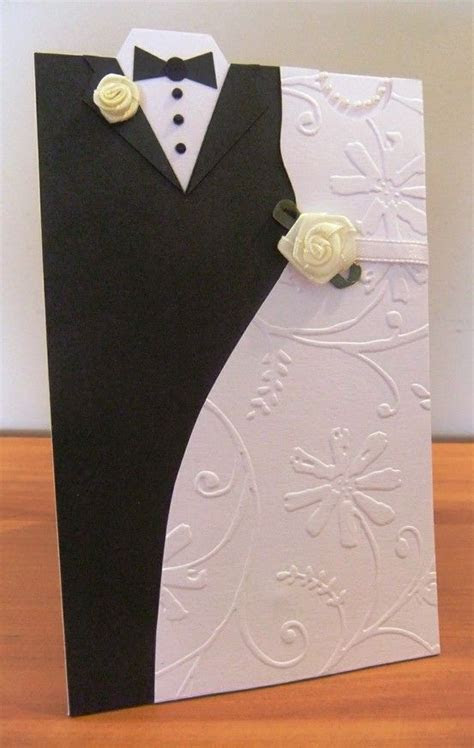 Beautiful wedding card. Love the DIY instructions.   Done
