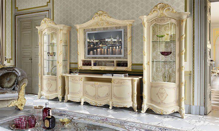exklusive wohnzimmer madame royale