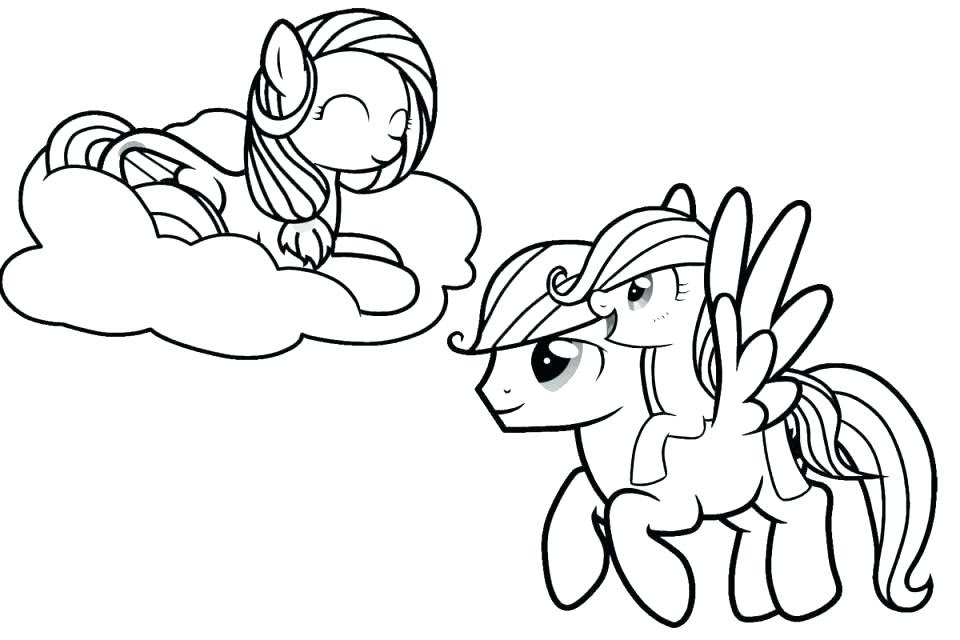 My Little Pony Drawing Games at GetDrawings | Free download