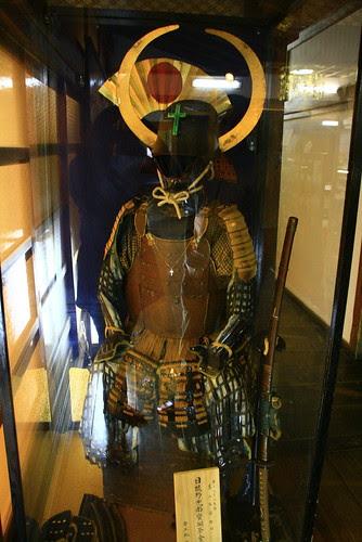 Samurai ¿cristiano? en Koyasan