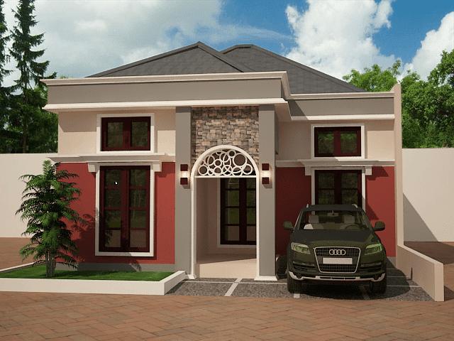 Desain Rumah  Minimalis Type  60  16 Desain Rumah  Minimalis