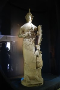 Για τις 45 προσωνυμίες της θεάς Αθηνάς