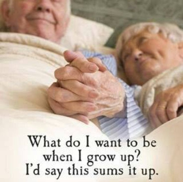 Couple Growing Old Together Quotes