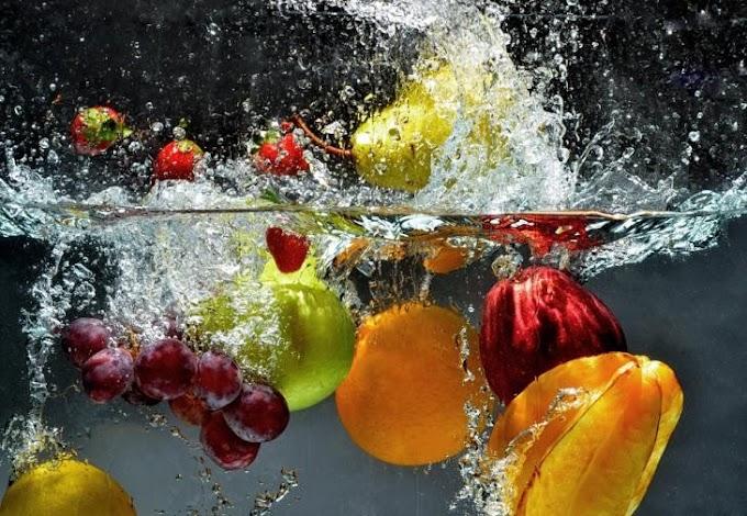 Πώς πλένουμε τα φρούτα & τα λαχανικά για να απομακρύνουμε τα φυτοφάρμακα;