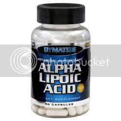 ALA Supplement