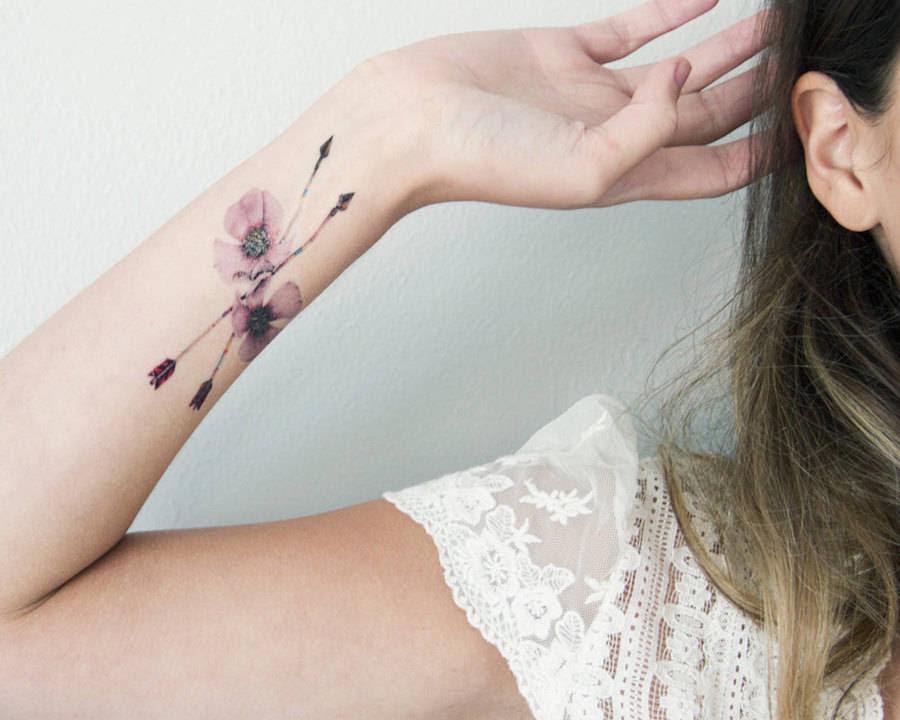 Wonderful Temporary Tattoos Fubiz Media