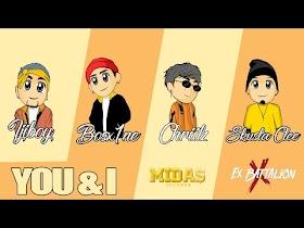 You & I by Ijiboy, Bosx1ne, Chriilz & Skusta Clee [Official Lyric Video]