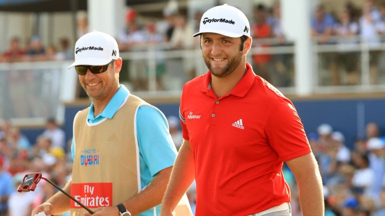 Rahm has set his sights on a Ryder Cup debut next year