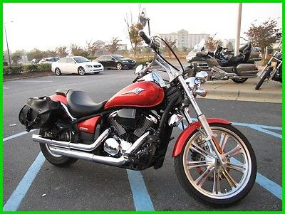 Kawasaki Vulcan 900 Custom Special Edition Motorcycles For Sale