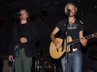 The Kin Live @ The Delancey