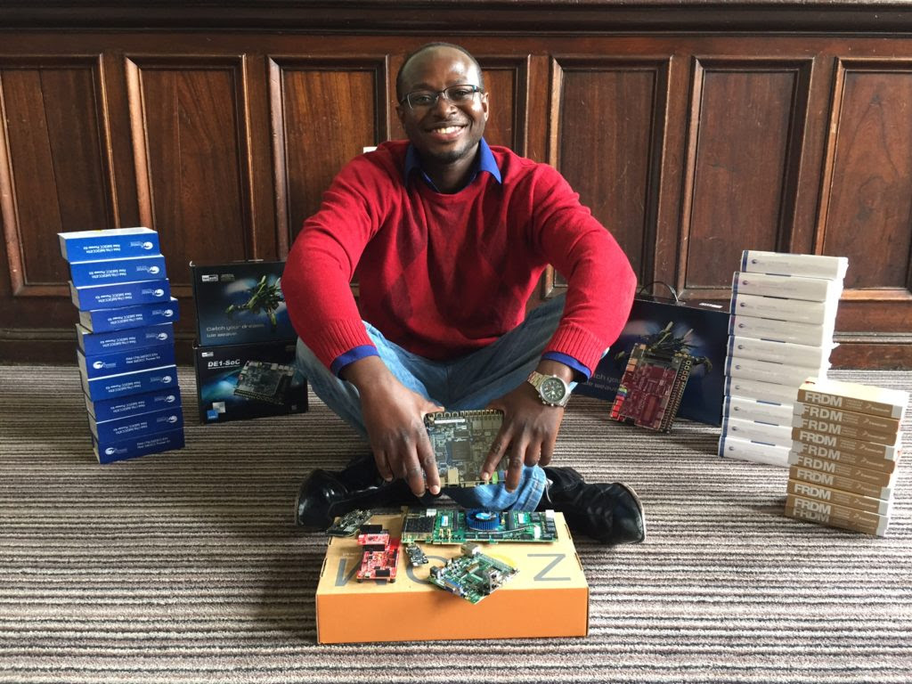Dr Michael Opoku Agyeman