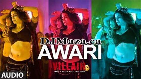 awari hindi mp song  ek villain  ek villain