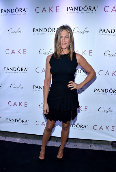 Jennifer Aniston at the 'Cake' Cocktail Reception