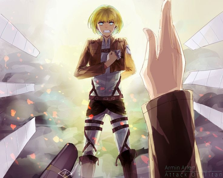 Armin Arlert 12 Background Wallpaper Animewp Com