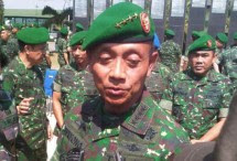 Jenderal TNI Mulyono Kepala Staf Angkatan Darat (Foto Ist)