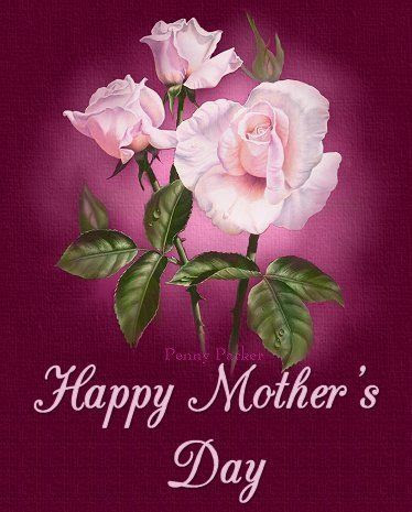 Pink Happy Mothers Day Flowers Quote Pictures Photos And Images