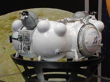 El propulsor MDU de la sonda Fobos-Grunt