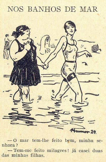 Almanaque Bertrand, 1934 Humor 24 34