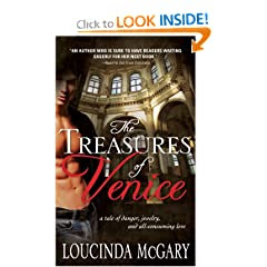 the treasures of venice cover