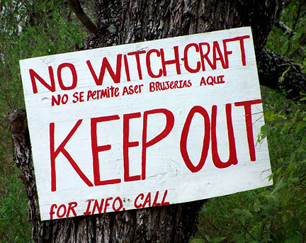 No Witches!