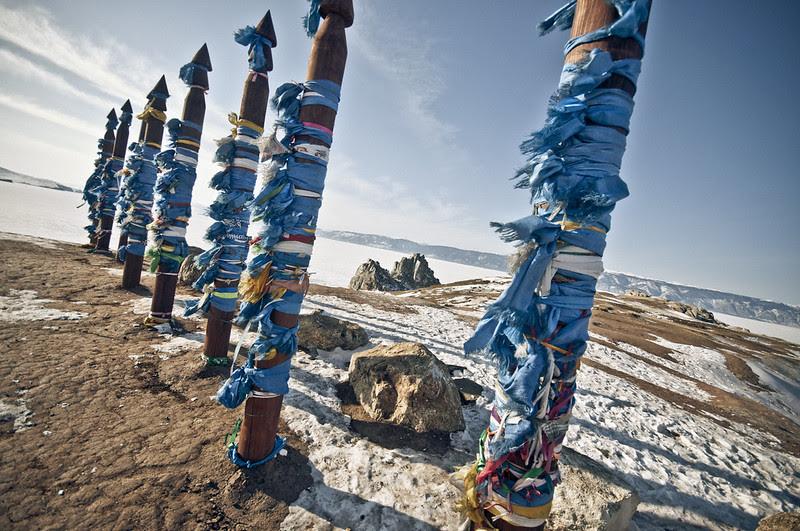 Lago Baikal Tour