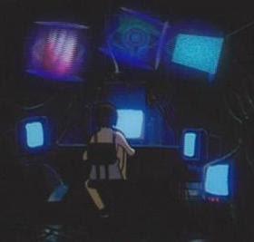 Serial Experiments Lain Screen 2