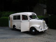 Clara Vale - vintage bus