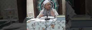 Kajian Fiqih Bersama Ustadz Jainal Abidin Muhja Lc MA di Masjid Al Muharram Ladang Tarakan 20190714