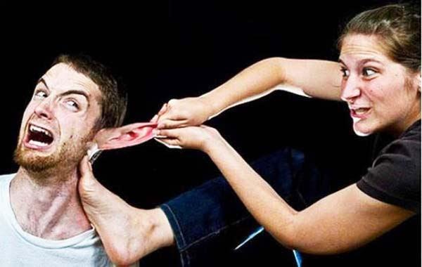 perierga.gr - Η αγάπη ενός ζευγαριού με τα μάτια του... Photoshop!