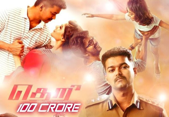 Vijay's Theri joins 100 Crore Club