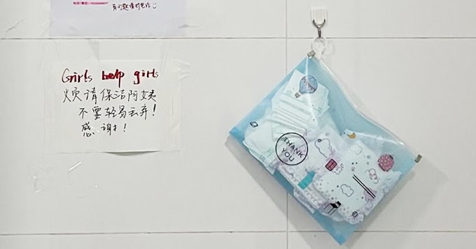 'Stand by Her': In China, a Movement Hands Out Free Sanitary Pads in Schools