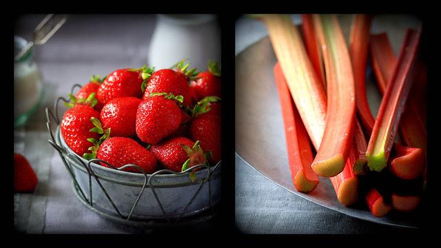 Erdbeer&Rhabarbar