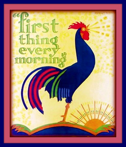 Rooster Moring