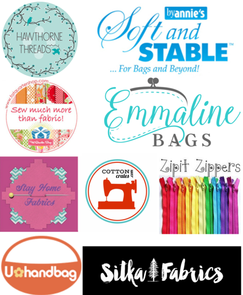 2016 Sponsors of the Bag of the Month club