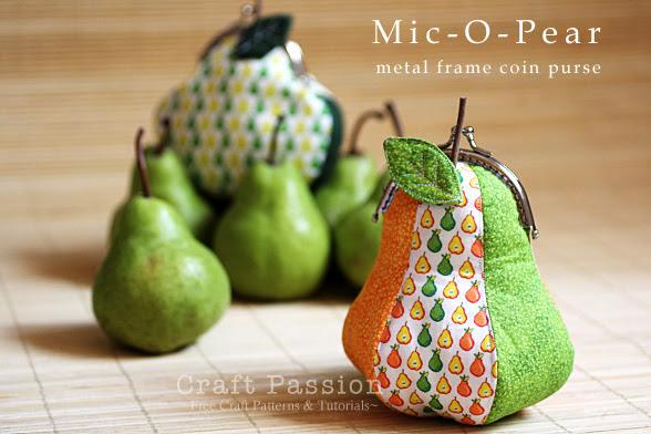 Mic-O-pera estructura metálica Monedero