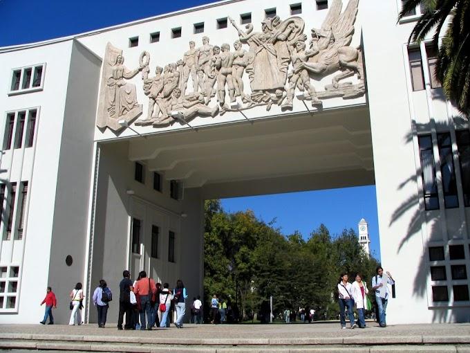 149. Viajando con Panchito 5: La Universidad de Concepción
