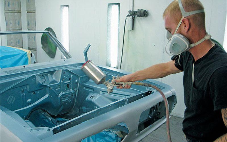   Auto Body Repair, Paint and Collision Center - Jordan ...